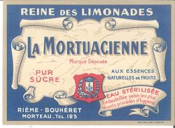 La Mortuacienne label